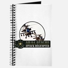 AH-64 Apache Helicopter Journal