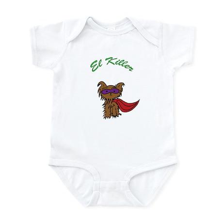 El Killer Infant Bodysuit