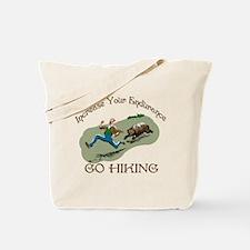 Increase Your Endurance Tote Bag