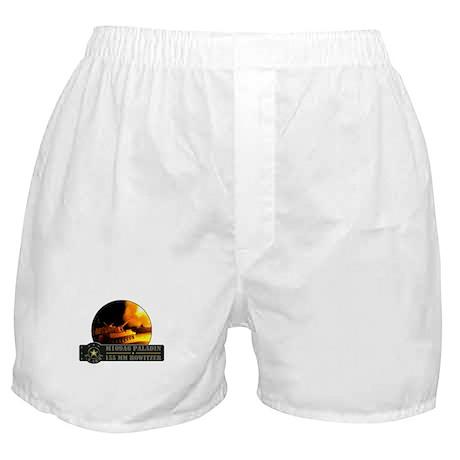 Paladin Howitzer Boxer Shorts