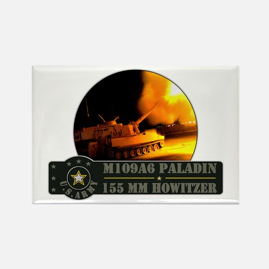 Paladin Howitzer Rectangle Magnet