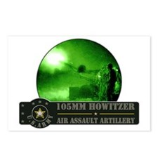 Towed Howitzer Postcards (Package of 8)