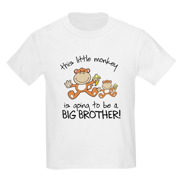 Shop funny and unique Big Brother T Shirts for kids, babies, and toddlers. Find tons of Big brothers design on all different styles and colors. Fast Shipping!