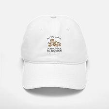 big brother t-shirts monkey Baseball Baseball Cap