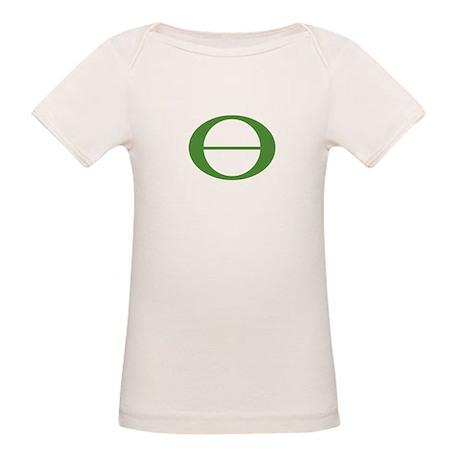 Earth Day Symbol Ecology Symb Organic Baby T-Shirt