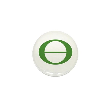 Earth Day Symbol Ecology Symb Mini Button (100 pac