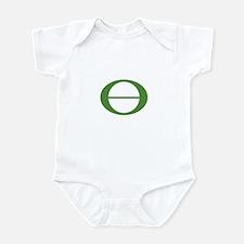 Earth Day Symbol Ecology Symb Infant Bodysuit