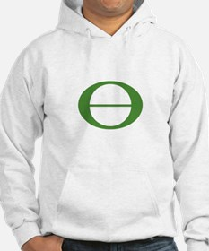 Earth Day Symbol Ecology Symb Hoodie