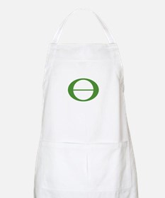 Earth Day Symbol Ecology Symb BBQ Apron