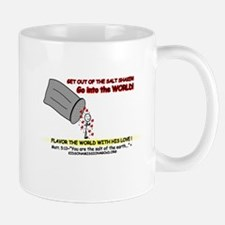 You are the Salt Mug
