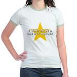 One Hit Wannabe Jr. Ringer T-Shirt