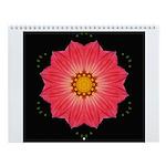 Dahlia Hybrid I Wall Calendar