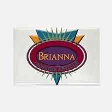 Brianna Rectangle Magnet (10 pack)