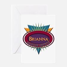 Brianna Greeting Card