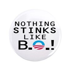 """BO Stinks 3.5"""" Button (100 pack)"""