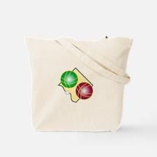League Logo Tote Bag