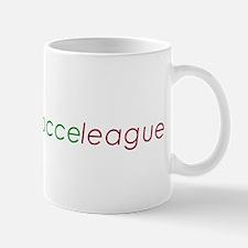 League Logo Mug
