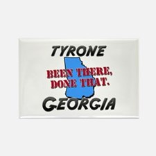 tyrone georgia - been there, done that Rectangle M