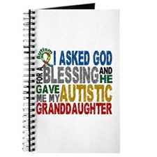 Blessing 5 Autistic Granddaughter Journal