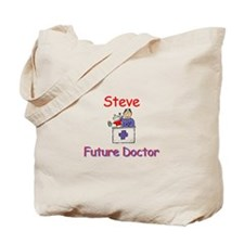 Steve - The Doctor Tote Bag