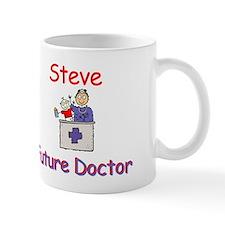 Steve - The Doctor Mug