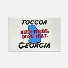 toccoa georgia - been there, done that Rectangle M