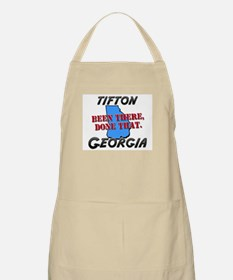 tifton georgia - been there, done that BBQ Apron