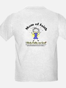 Mom of Faith T-Shirt