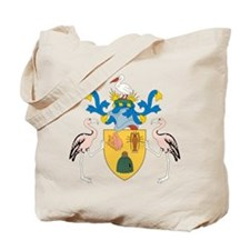 Turks and Caicos Islands Co Tote Bag