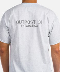 Outpost 31 Retro Distress T-Shirt