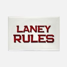 laney rules Rectangle Magnet