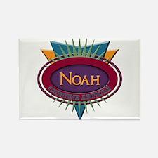 Noah Rectangle Magnet (10 pack)