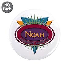 """Noah 3.5"""" Button (10 pack)"""