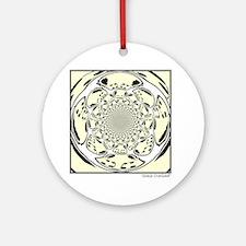 Stash Overload Ornament (Round)