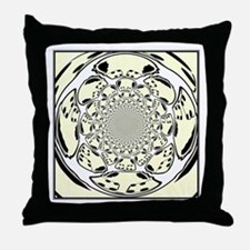 Stash Overload Throw Pillow