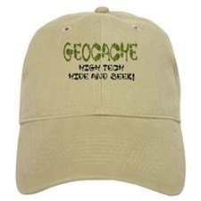 Geocache! Baseball Cap