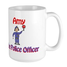Amy - Police Officer Mug