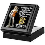 Viola Tone Keepsake Box
