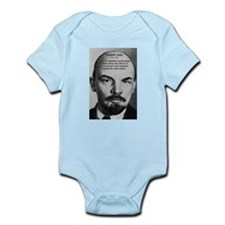 Capitalism and Lenin Infant Creeper