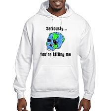 Killing the Earth Hoodie
