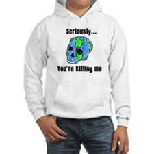 Killing the Earth Jumper Hoody