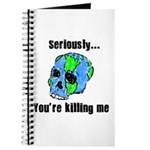 Killing the Earth Journal
