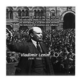 Vladimir lenin Drink Coasters