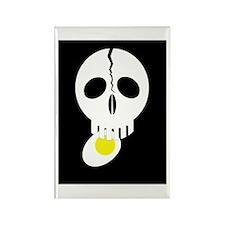 skullfood3 Rectangle Magnet