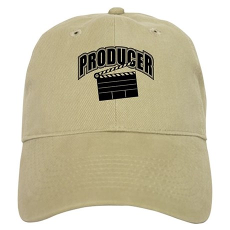 Producer White or Tan Cap
