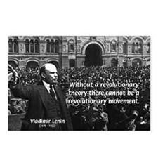 USSR Foundation Lenin Postcards (Package of 8)