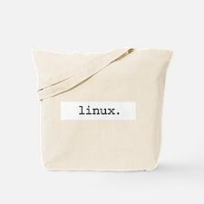 linux. Tote Bag