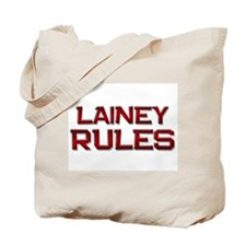 lainey rules Tote Bag