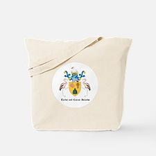Turkmen Coat of Arms Seal Tote Bag