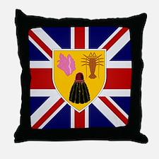 Turkmen Throw Pillow